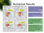 numerical results7