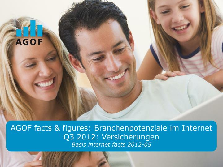 AGOF facts & figures: