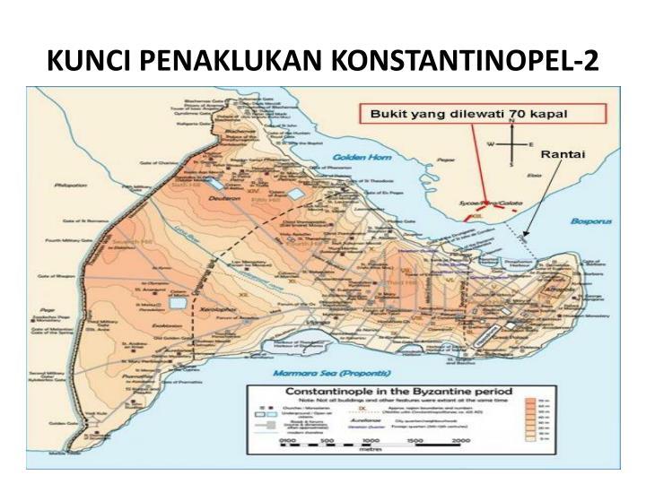 KUNCI PENAKLUKAN KONSTANTINOPEL-2