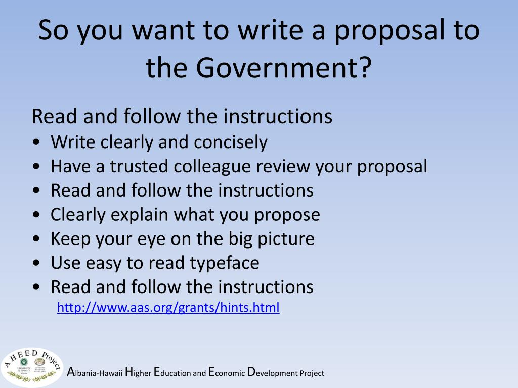 PPT - Grant Writing Workshop PowerPoint Presentation - ID