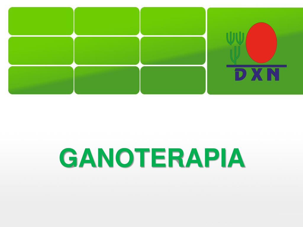 Ppt Ganoterapia Powerpoint Presentation Free Download