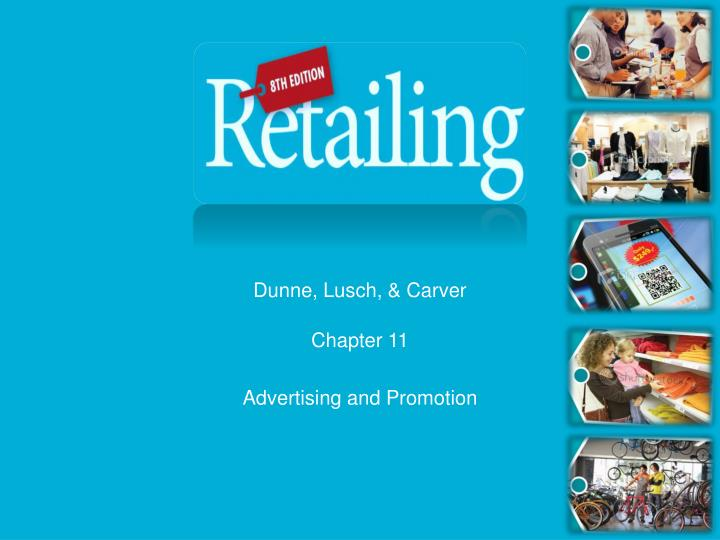 Chapter 11 advertising and promotion