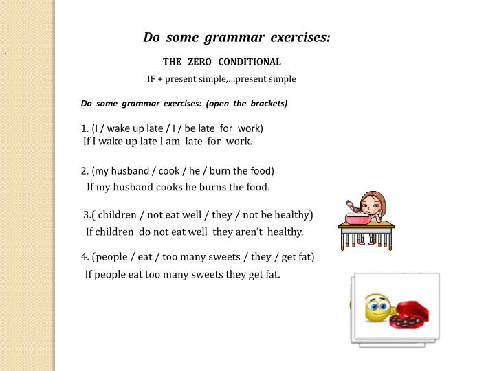 Do  some  grammar  exercises: