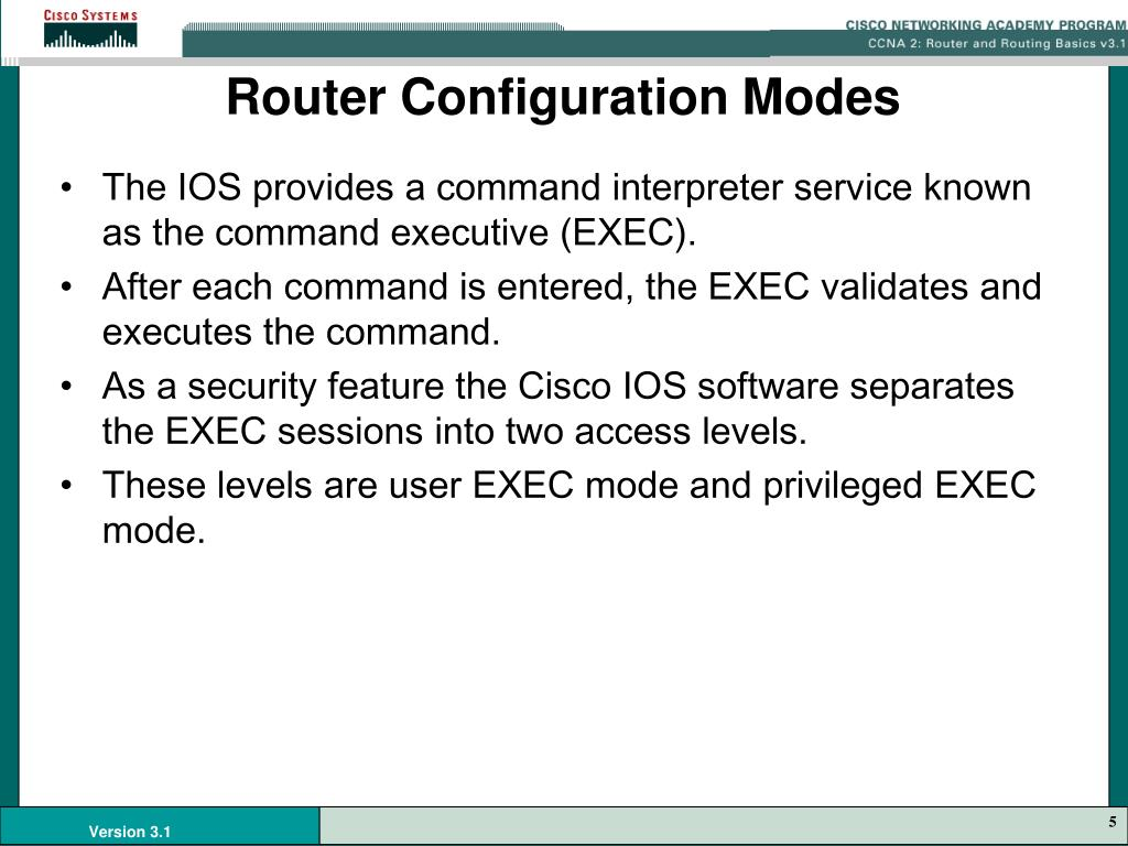 Cisco Ios Version Command
