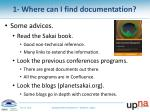 1 where can i find documentation2