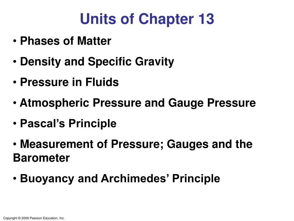 PPT - Chapter 13 Fluids PowerPoint Presentation - ID:6195978