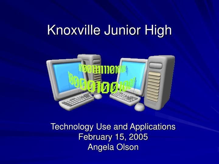 knoxville junior high