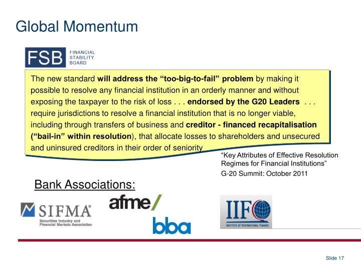 Global Momentum