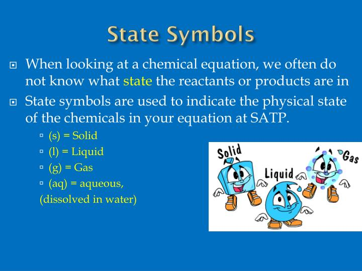 Ppt Chemical Equations Amp Types Of Chemical Reactions