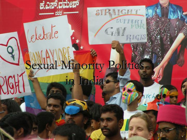 sexual minority politics in india n.