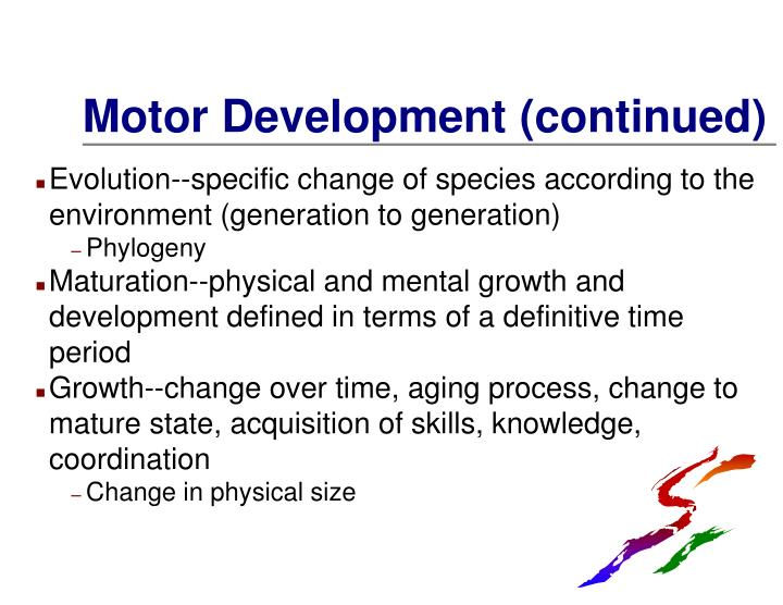motor development research papers This paper gives an overview of research findings on the impacts of signing on development and learning for children of all ages and abilities - and provides research supported answers to common questions parents and teachers have about signing with children.
