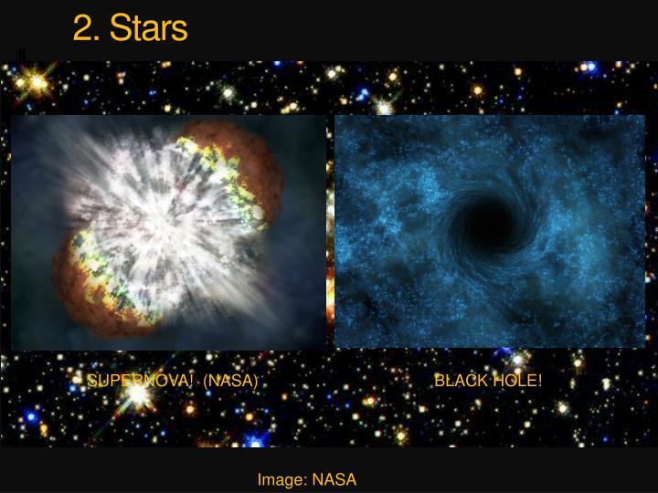 2. Stars