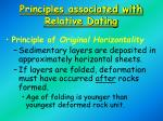 principles associated with relative dating1