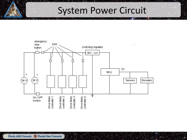 System Power Circuit