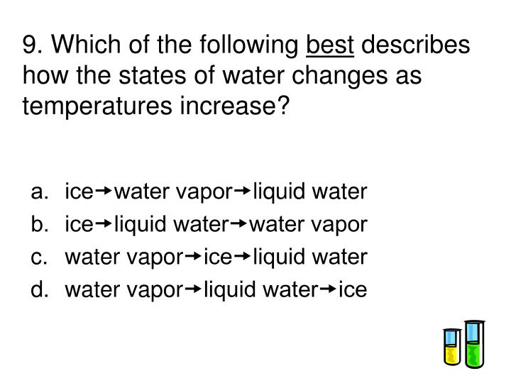9. Which of the following