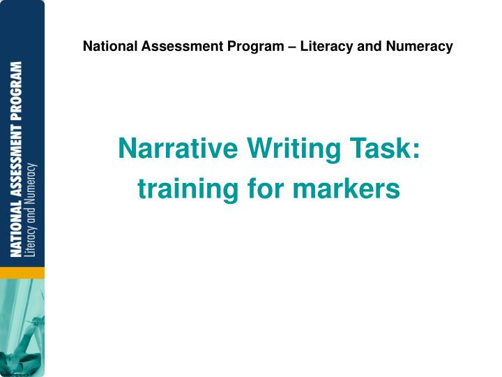 national assessment program literacy and numeracy n.
