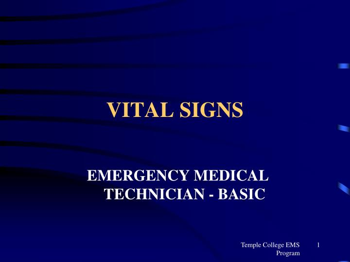 ppt - vital signs powerpoint presentation - id:6199119, Powerpoint templates
