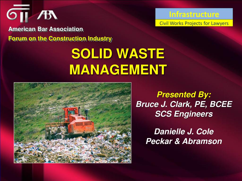 Ppt Solid Waste Management Powerpoint Presentation Id6199683 Computer Circuit Board Recycling Plant Pyrolysis Linkedin N