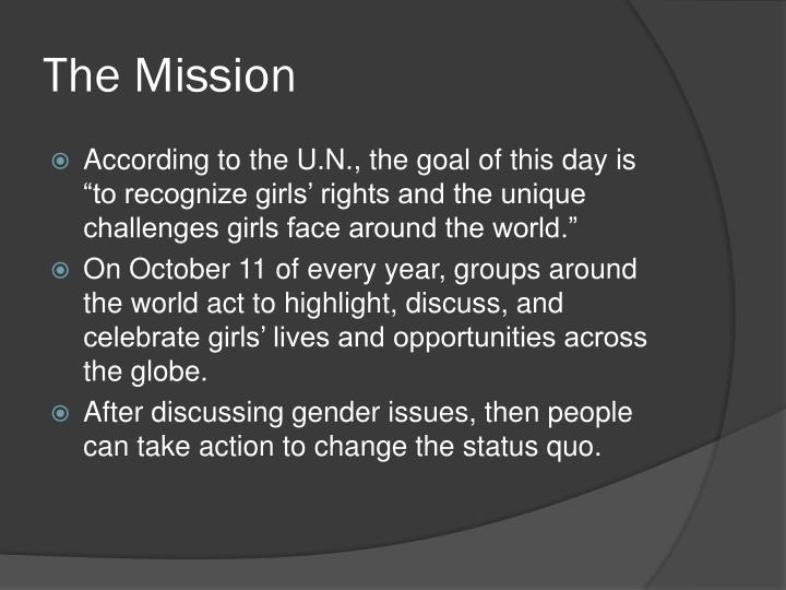 essay on the rights of the girl child
