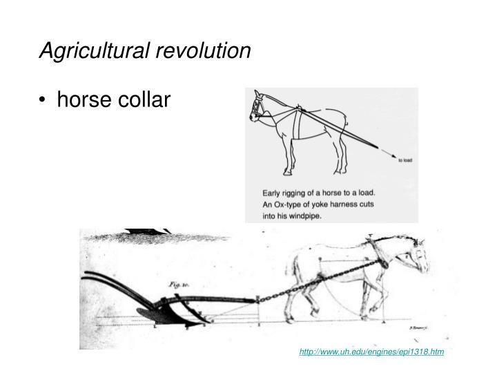 Agricultural revolution1