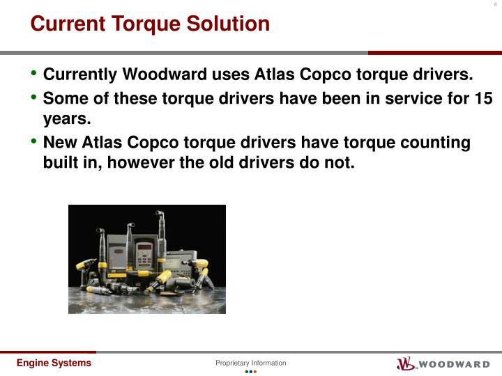 Current Torque Solution