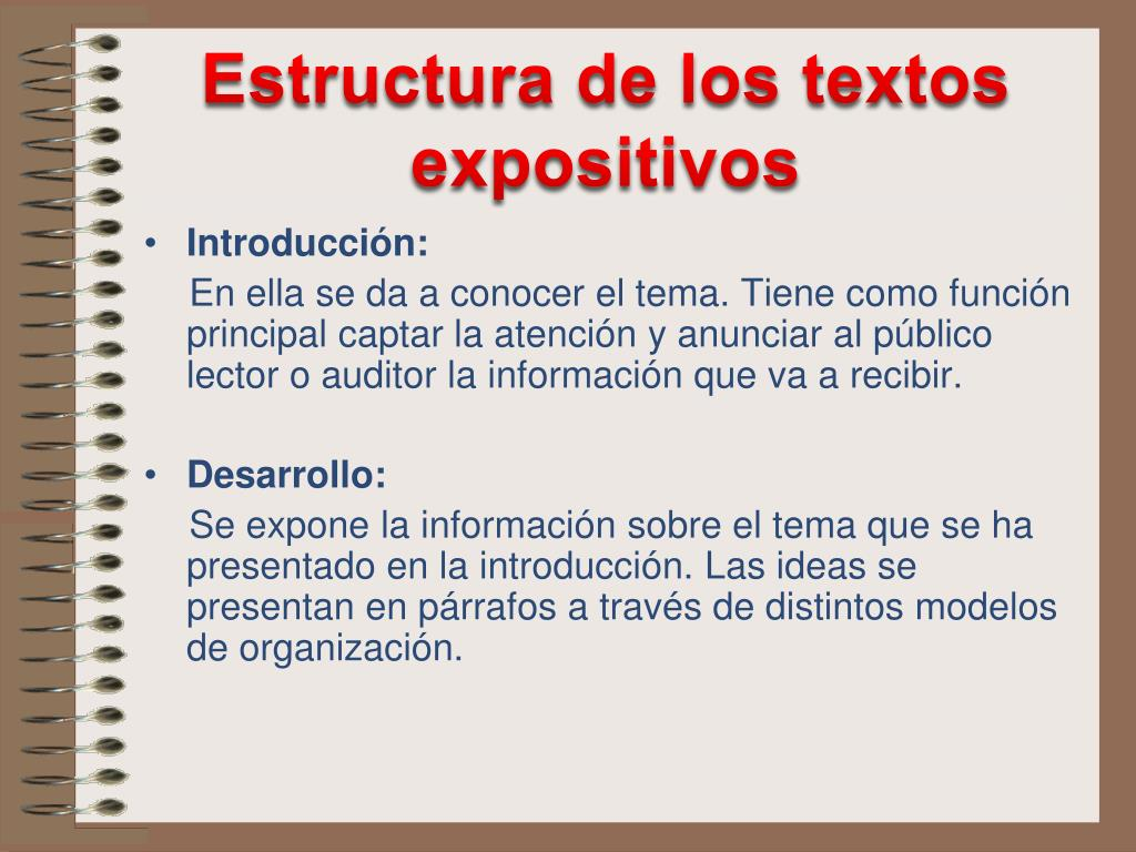 Ppt Discurso Expositivo Powerpoint Presentation Free