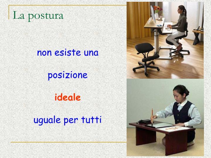 La postura1