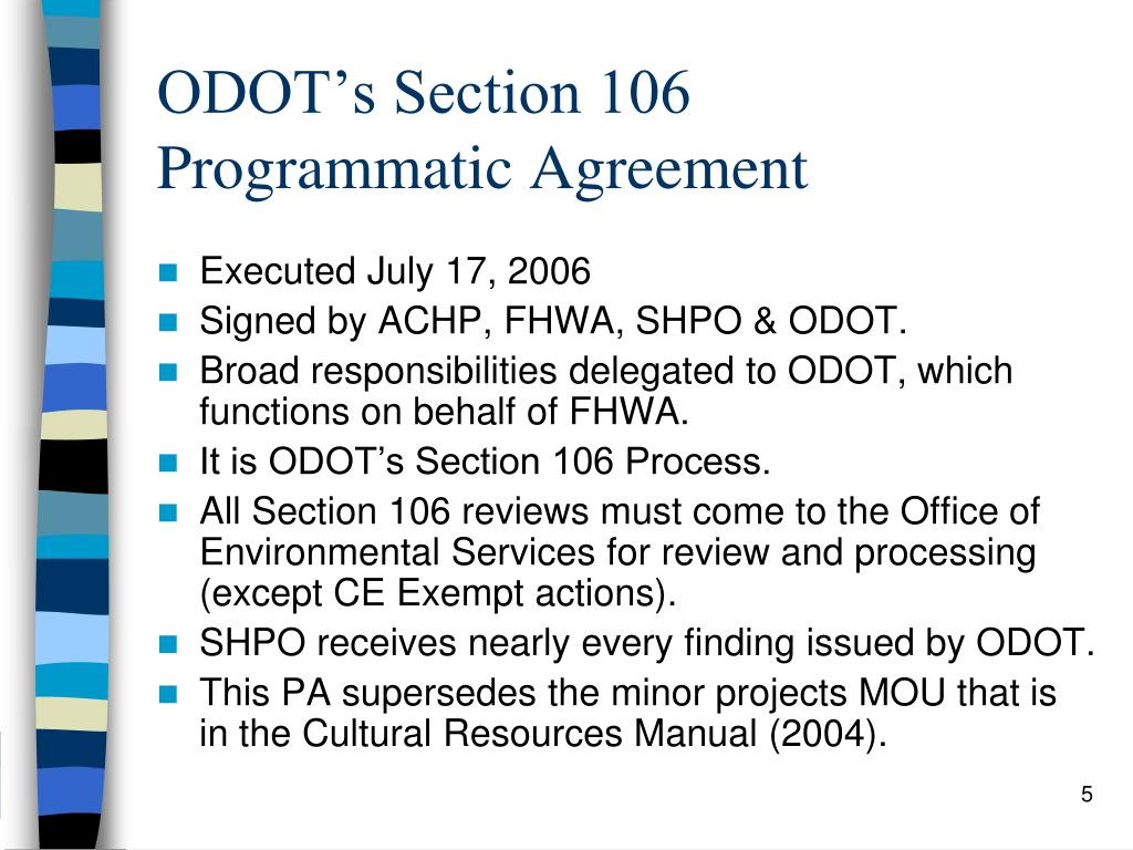 what is a section 106 legal agreement