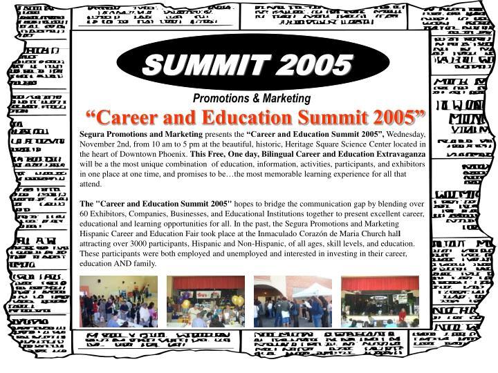 SUMMIT 2005