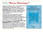 1876 revue historique