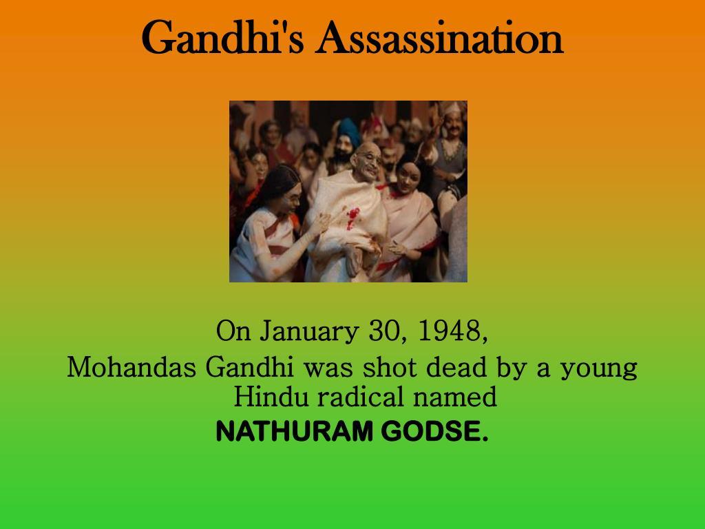 PPT - What is Gandhi Jayanti? PowerPoint Presentation - ID