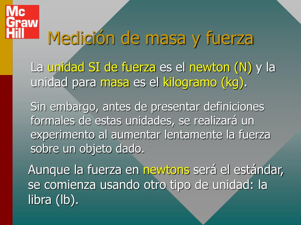 PPT - SEGUNDA LEY DE NEWTON PowerPoint Presentation, free download -  ID:6204364