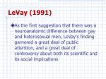 levay 19912