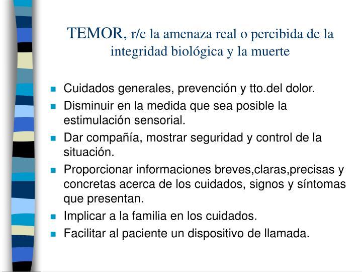 TEMOR,