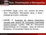 tese disserta es e monografias