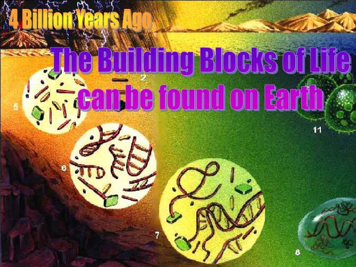 4 Billion Years Ago