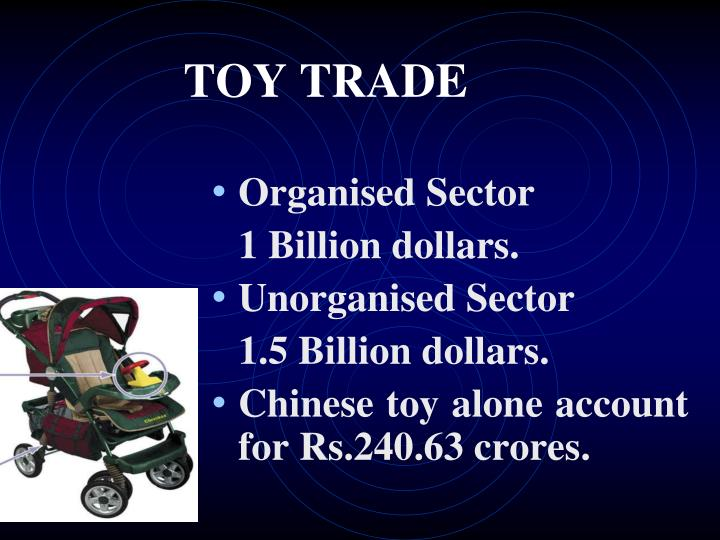 TOY TRADE