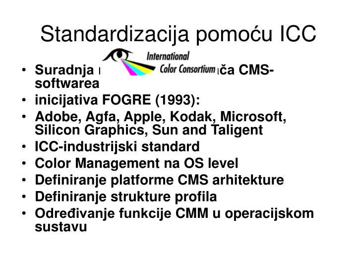 Standardiza