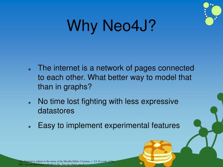 Why Neo4J?