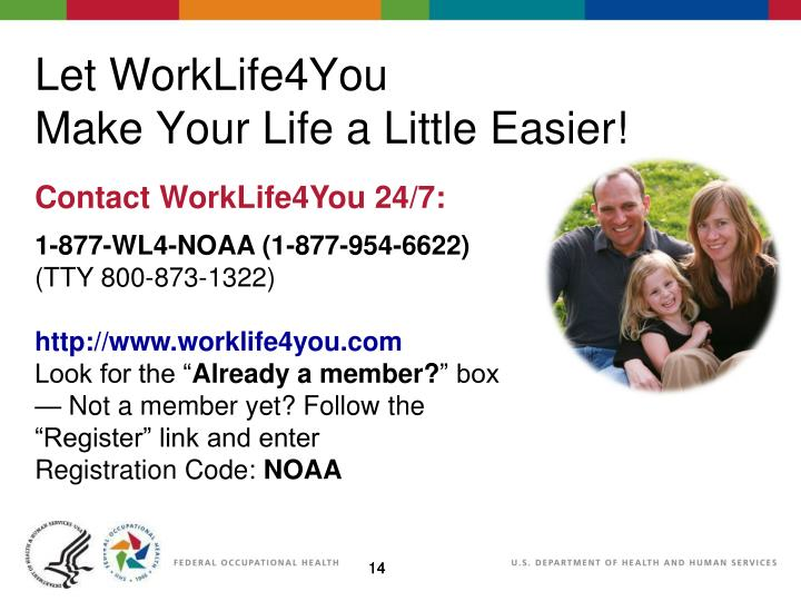 Let WorkLife4You