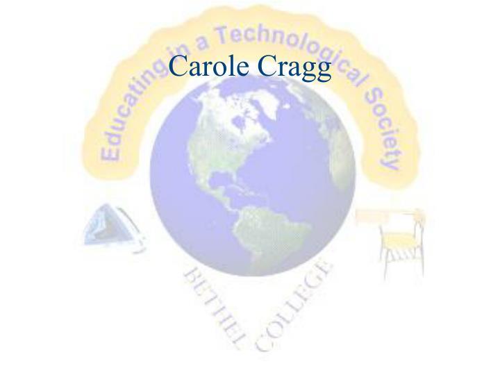 Carole Cragg