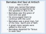 barnabas and saul at antioch acts 11 19 262
