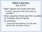 peter s sermon acts 10 34 43