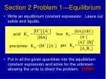 section 2 problem 1 equilibrium2