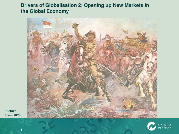 Drivers of Globalisation 2: Opening up New Markets in the Global Economy