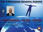 top 3 managing general agents