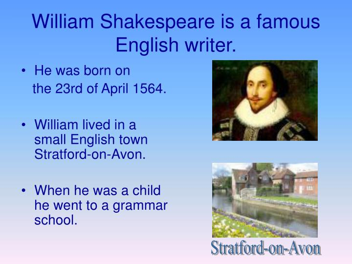 william h english essayist