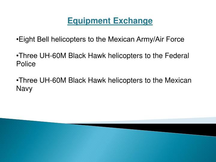 Equipment Exchange
