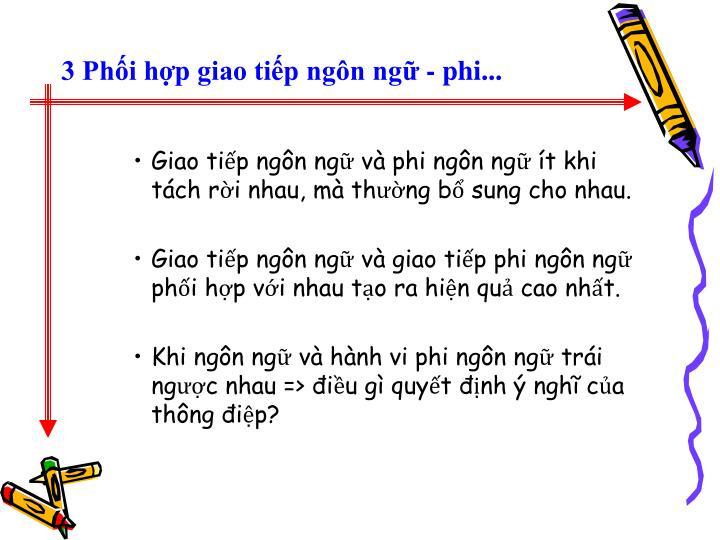 3 Phối hợp giao tiếp ngôn ngữ - phi...