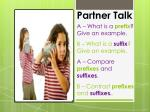 partner talk1